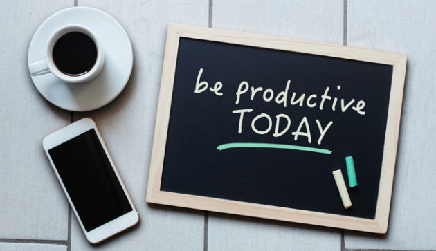 Step-by-Step Guide to Being More Productive on a DailyBasis.